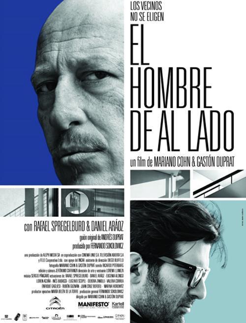 EL HOMBRE DE AL LADO, CINEMA A LA FRESCA